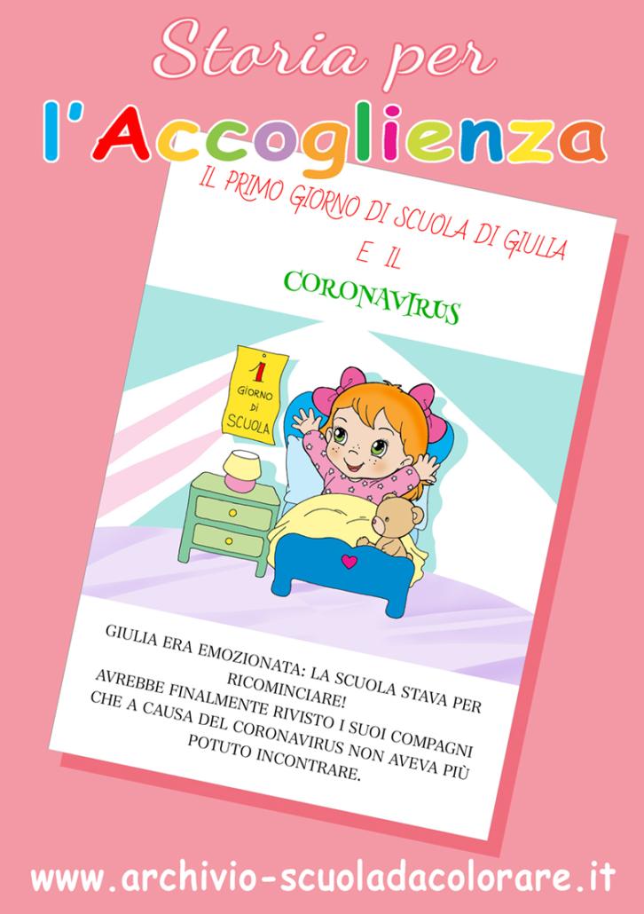 storie per bambini sul coronavirus