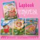 lapbook primavera scuola infanzia